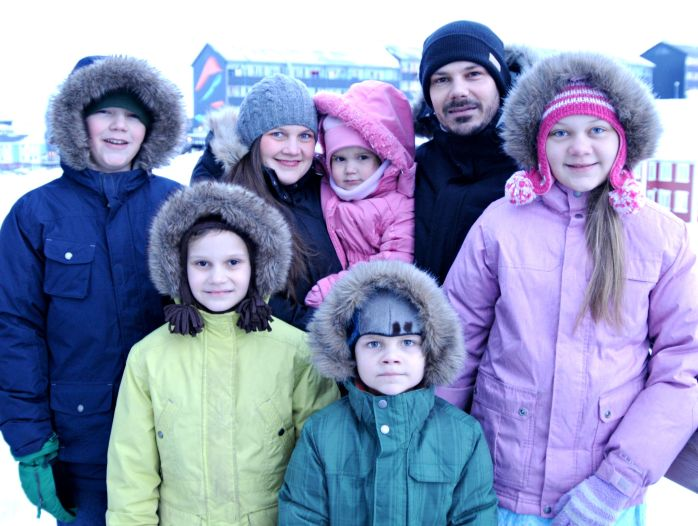 Shull-Family
